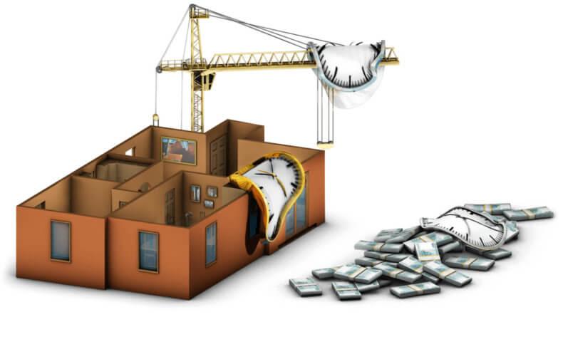 Сроки введения многоквартирного дома в эксплуатацию