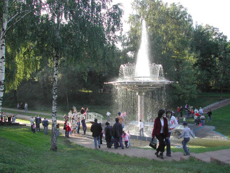 Лианозовский парк культуры и отдыха