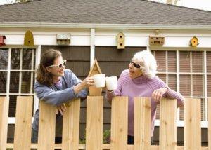 Добрые соседские отношения