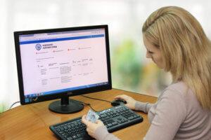 Электронный сервис налоговой службы