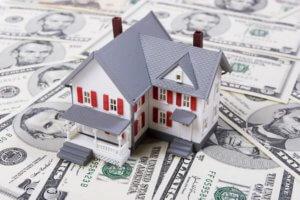 Внесение недвижимости в виде залога за кредит