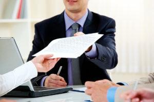 Порядок подачи документов