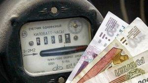 Расходы на электроэнергию