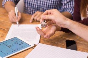 Договор на покупку с агентством недвижимости