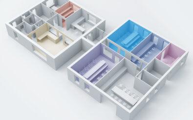 Как объединить две квартиры в одну