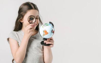 Поиск по глобусу